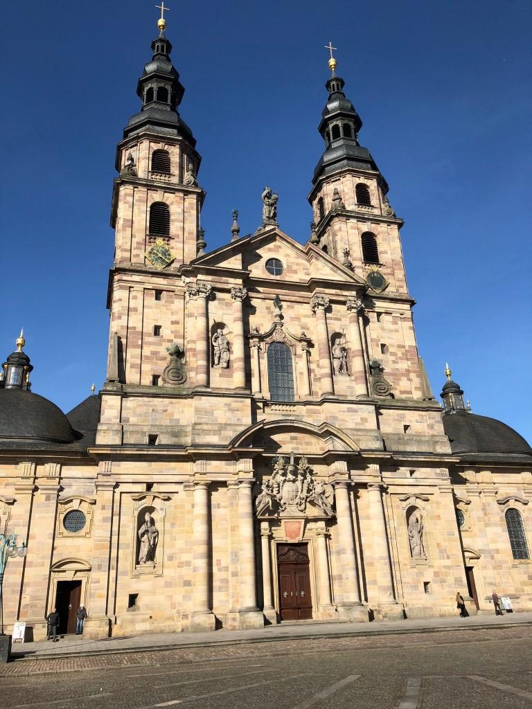 Sehenwürdigkeiten in Fulda Dom