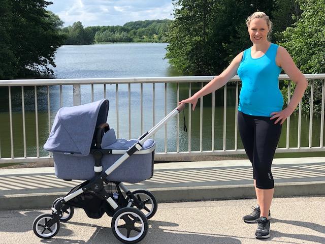 Kinderwagen Workout Fitness Übungen und Tipps nach dem Kaiserschnitt