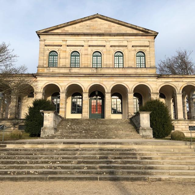 Staatsbad Bad Brückenau: Entspannung und Erlebnis