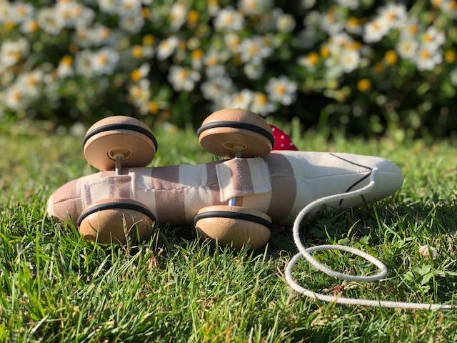 Nachziehhund Hugo von Hape Toys