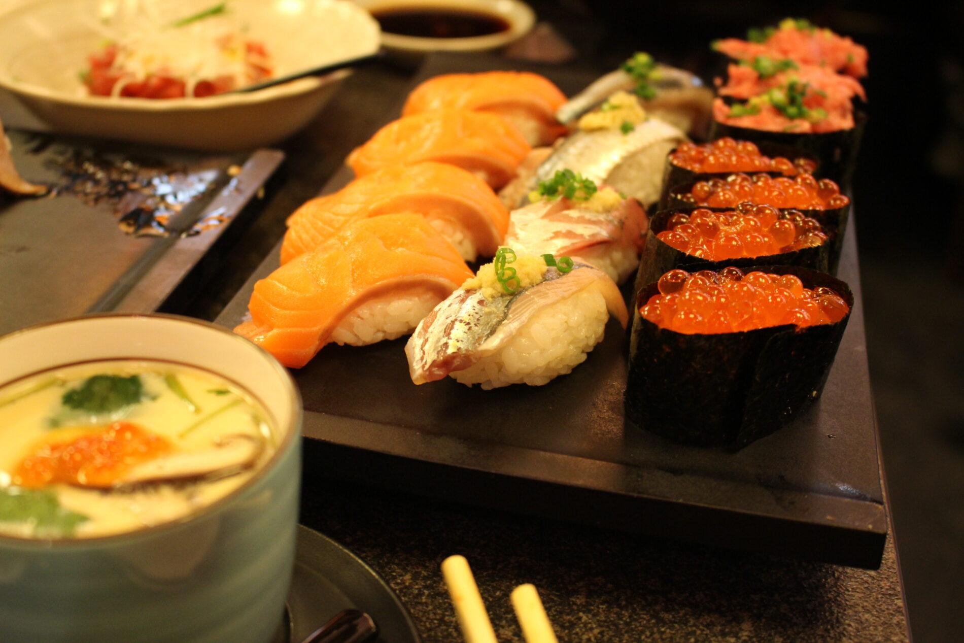 Richtig Sushi Essen in Japan Die Sushi-Etikette im Restaurant