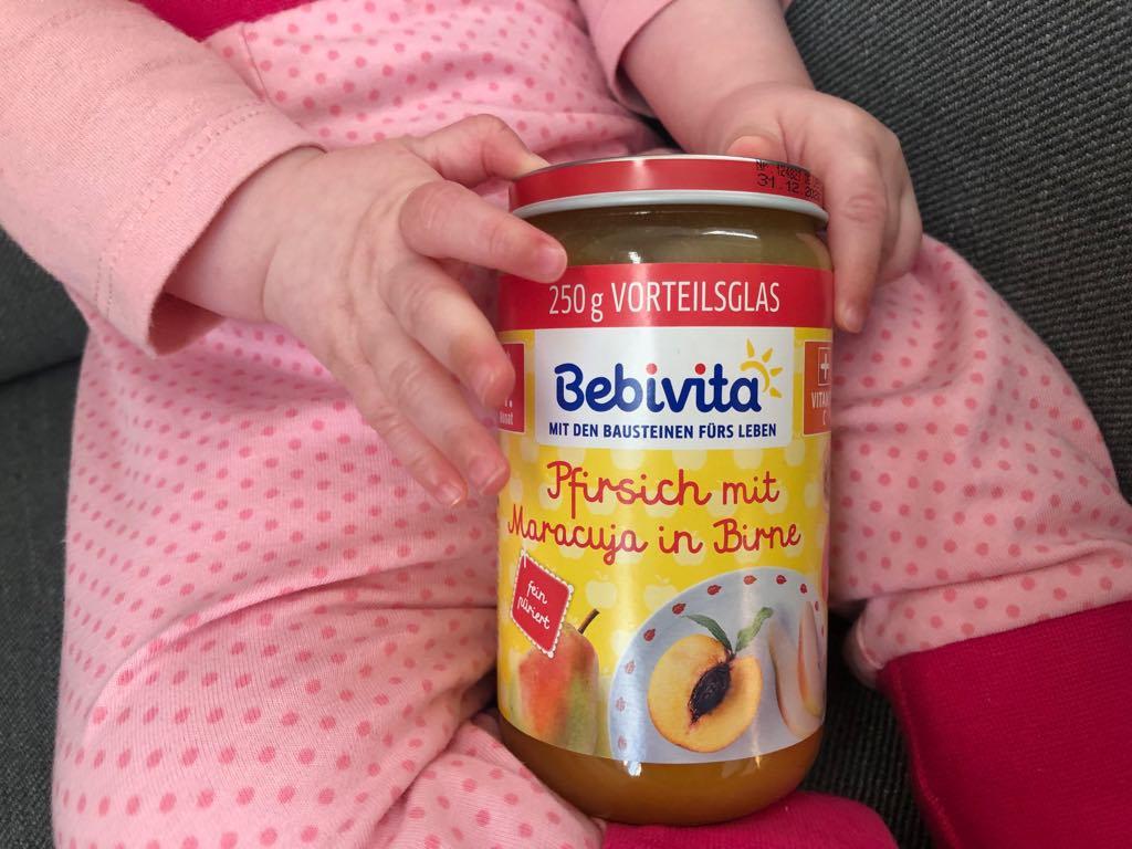 Bebivita Ernährungsbausteine Gesunde Ernährung für Babys Test Erfahrung