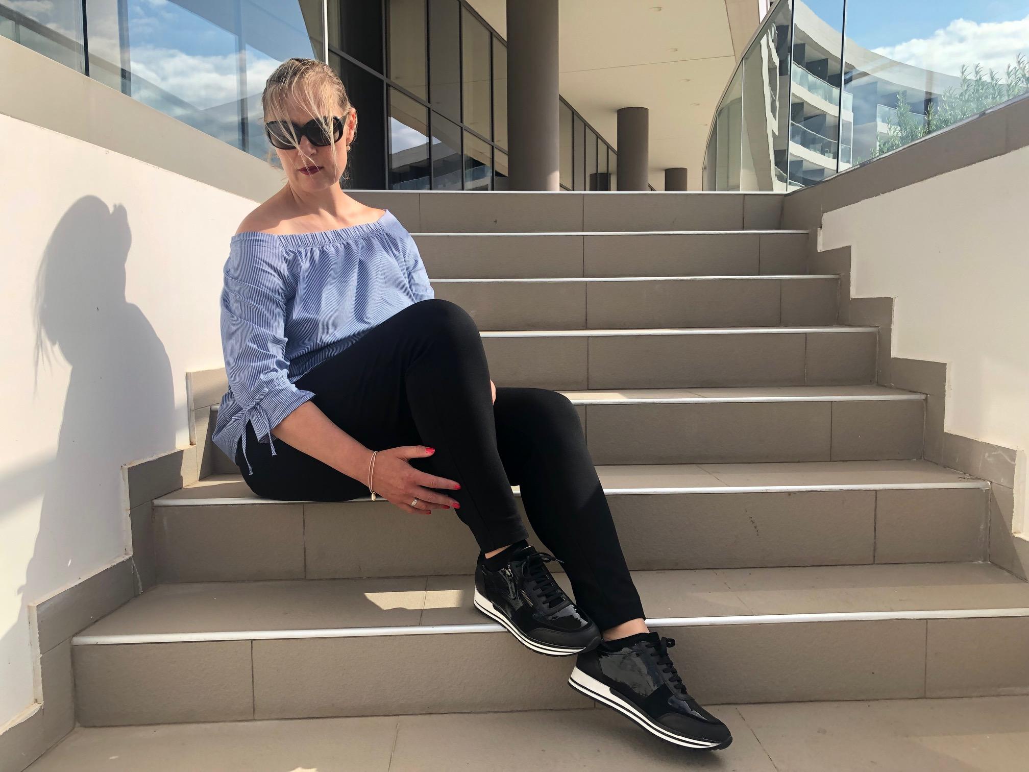 Gemütlich Herren schuhe Graue AUSTRALIAN Sneaker CORNWALL