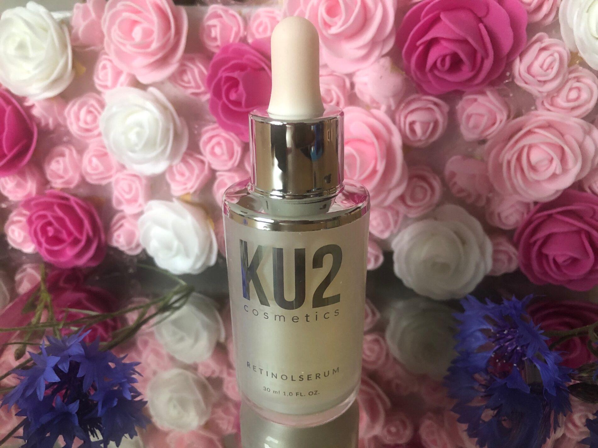KU2 Cosmetics Retinolserum im Test und Erfahrung (1)