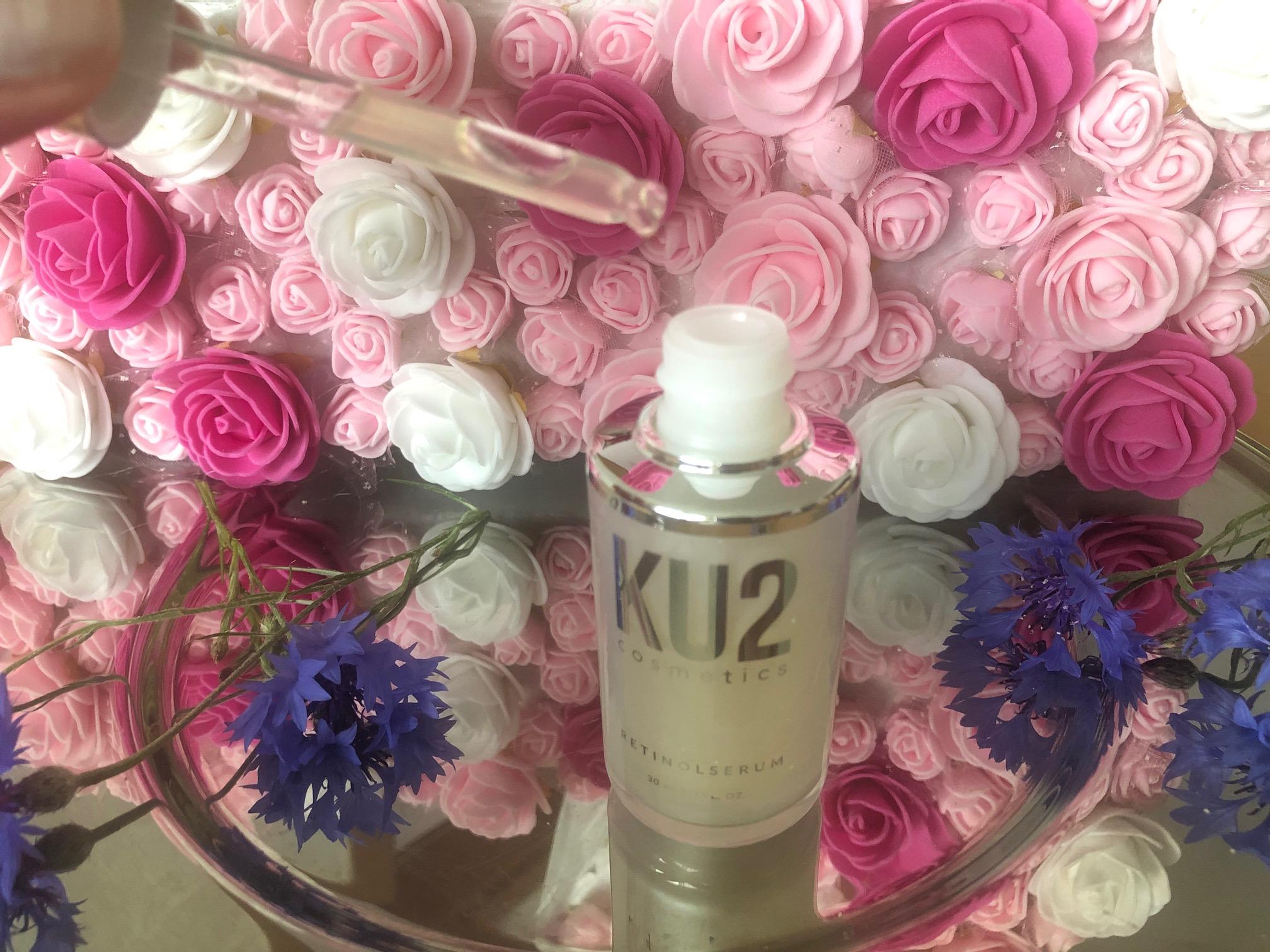 KU2 Cosmetics Retinolserum im Test und Erfahrung