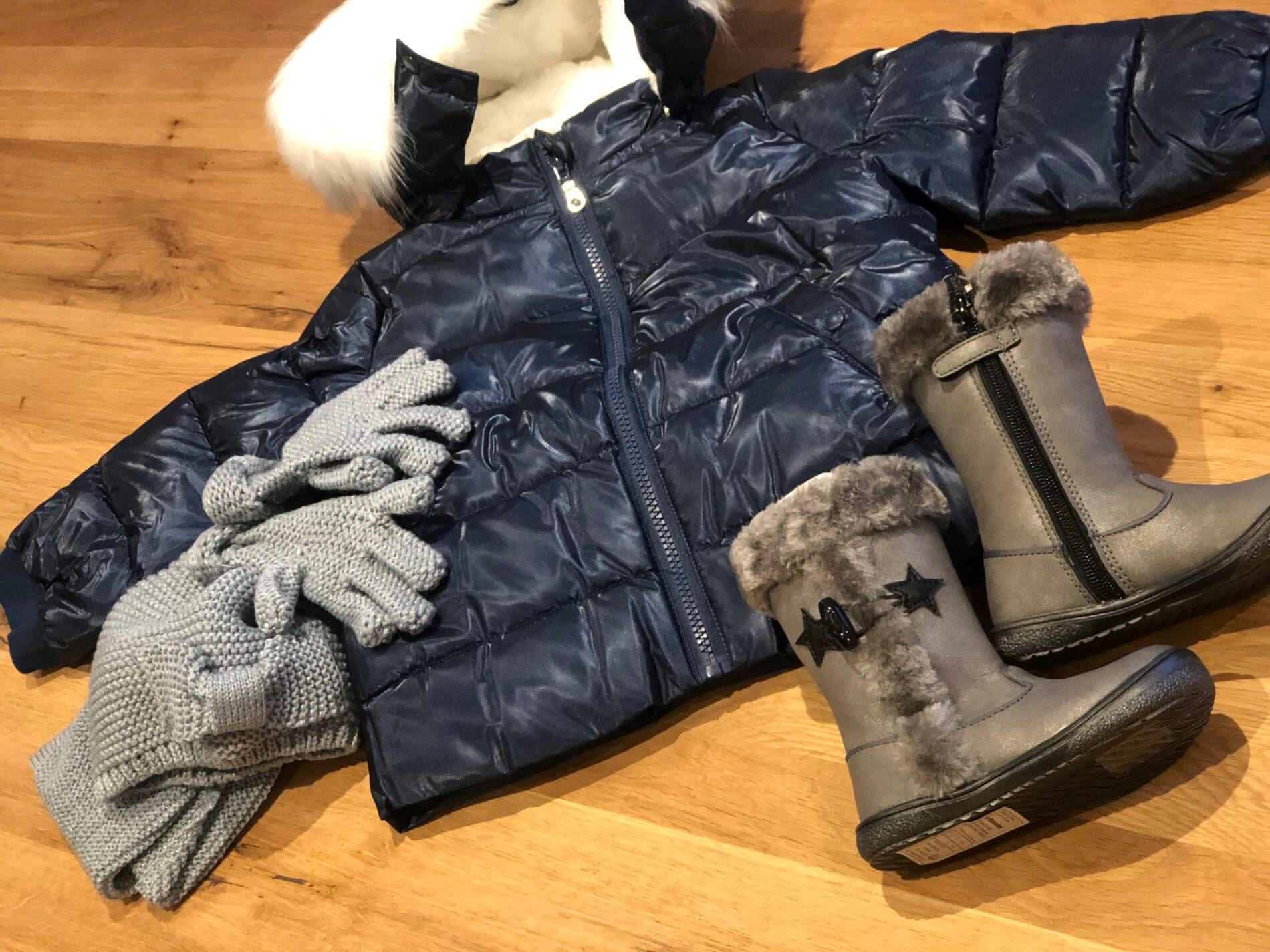 Passende Kinderkleidung für den Winter von vertbaudet Test Erfahung