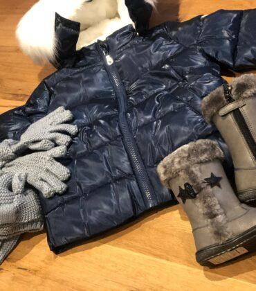Die passende Kinderkleidung für den Winter von vertbaudet