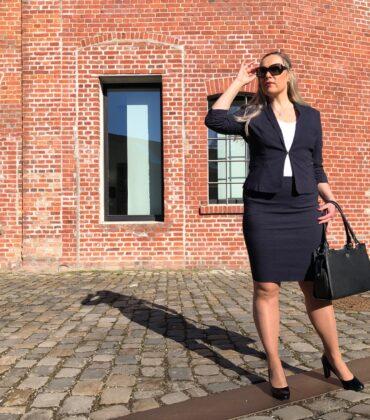 Elegantes Business Outfit im Frühling von ORSAY Fashion