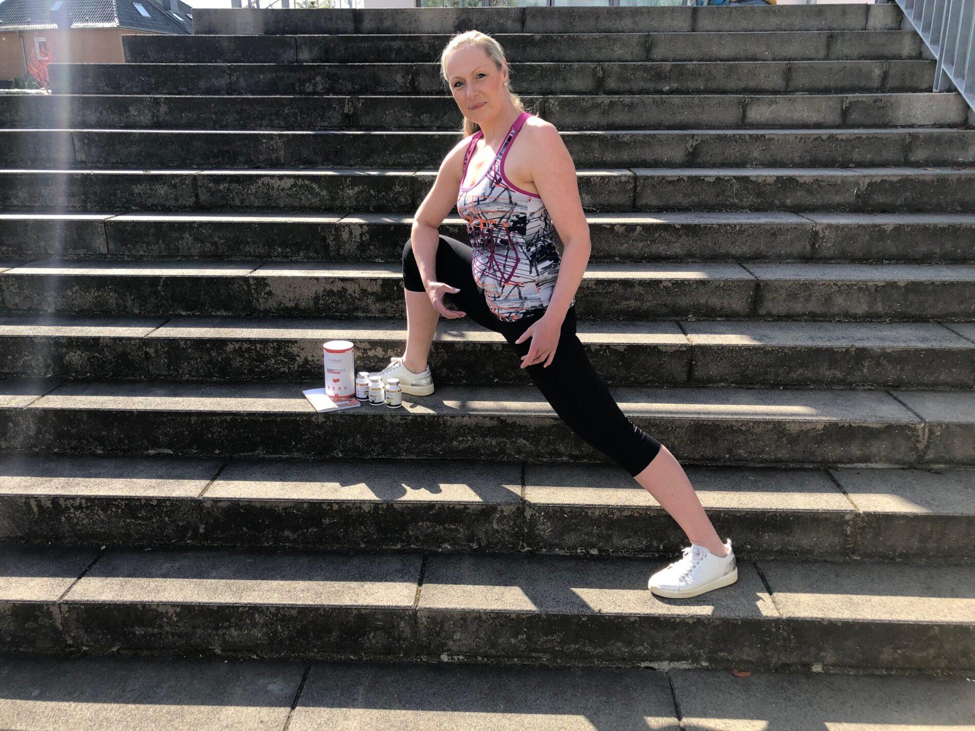7 Kilo in 4 Wochen Abnehmen mit VitalBodyPlus Erfahrungen