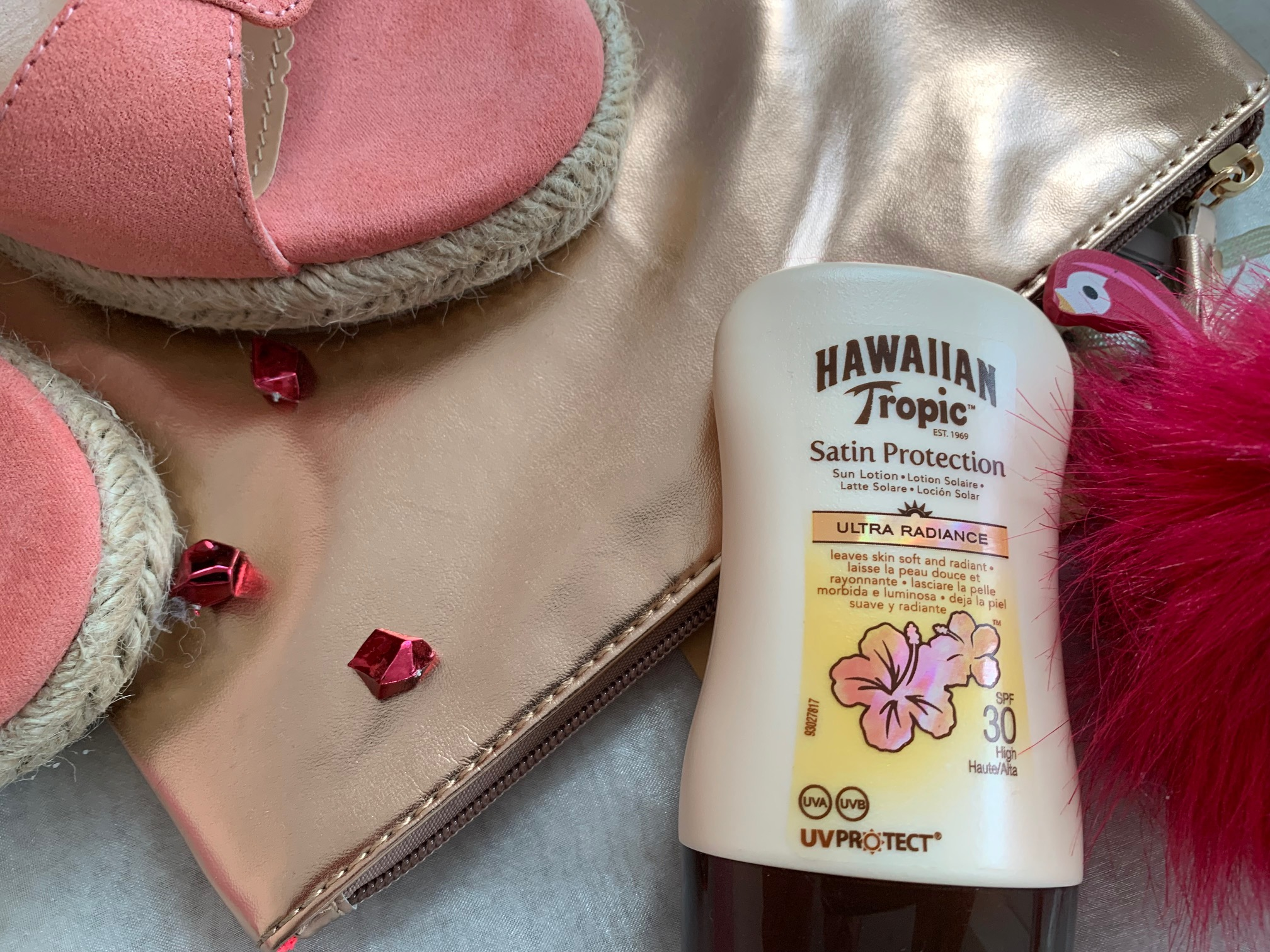 Hawaiian Tropic Satin Protection Test Erfahrung